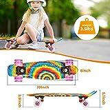Zoom IMG-1 sgodde mini cruiser skateboard tavola