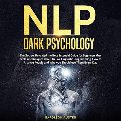 『NLP Dark Psychology』のカバーアート