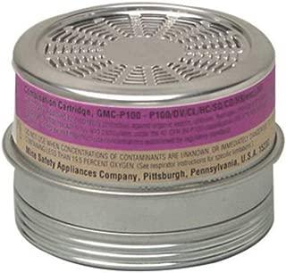 Vapor/Acid Gas Cartridge For Comfo® And Ultra-Twin® Respirators [Set of 6]
