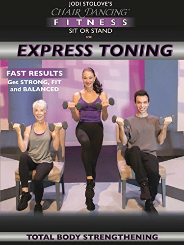 Chair Dancing Fitness Express Toning [OV]