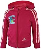 adidas LK DY M Capucha Chicas con Capucha Rosa, Tamaño:D/92 - UK/18-24M