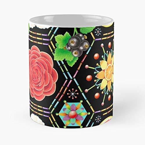 Lapuan Kankurit Rock Florentina Iris 4160 Tuesdays Perfumier Perfume Bespoke London Roses La Mejor Taza de café de cerámica Blanca de 11 oz