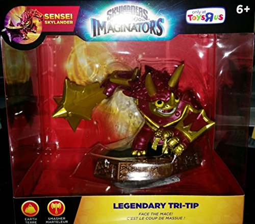 Skylanders Imaginators Legendary Tri-Tip Exclusive Figure