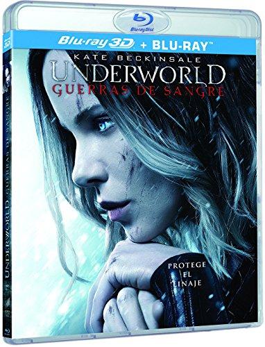 Underworld: Guerras De Sangre (BD 3D + BD) [Blu-ray]