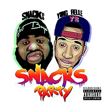 Snacks Party (feat. Yung Relle) - Single