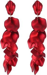 Best resin flower earrings handmade Reviews