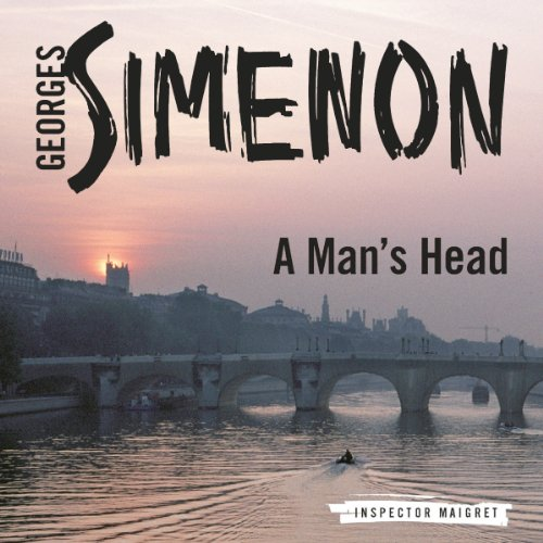 A Man's Head audiobook cover art