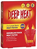 Deep Heat (Large) Patch