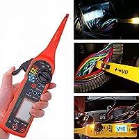 FYYONG 自動車車の診断ツールVEL02 T50のための1の電気マルチメータ0-380Vの車両Multimeterrオートサーキットテスターペン4