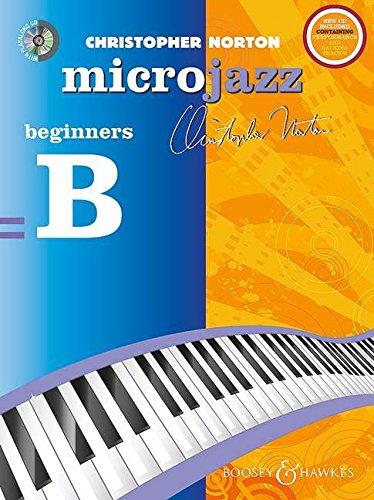 Microjazz for Beginners (Neuausgabe): Klavier. Ausgabe mit CD.