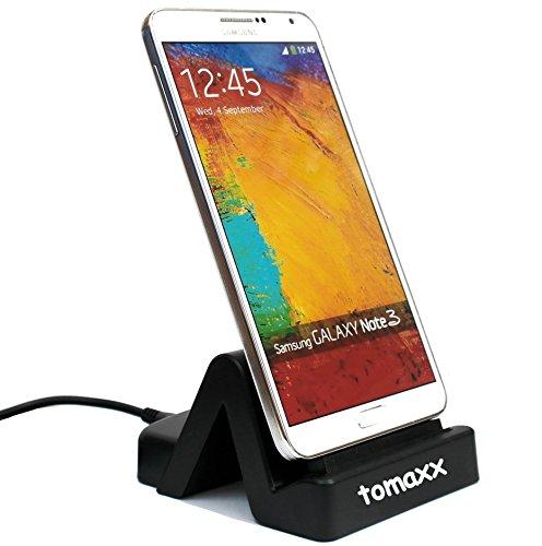 tomaxx Microsoft Lumia 650 / Lumia 650 LTE Dock Dockingstation + USB Datenkabel