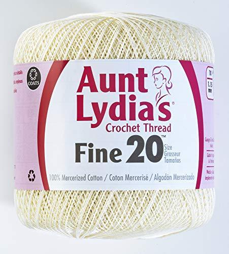 Coats Crochet Fine Crochet Thread, …