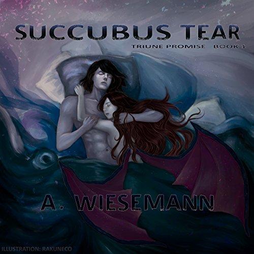 Succubus Tear audiobook cover art