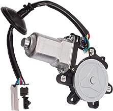fits Toyota Passenger Side Front with Power Window Motor Premier Gear PG-748-061 Window Regulator