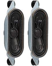 Wendry Wired Speaker, 2 szt. 4Ω 5 W głośniki telewizyjne wzmacniacz dźwięku z efektem głębokiego basu dla odtwarzaczy reklamowych LCD