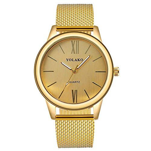 Belt Watch_2019 New Trend Ladies Belt Watch Student Table shopee los más vendidos Relojes de Oro