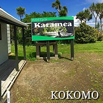 Holed up in Karamea
