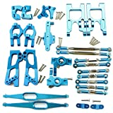 GUNDAN 12428 12423 Upgrade Accessories Kit for Feiyue FY03 WLtoys 12428 12423 1/12 RC Buggy Car Parts