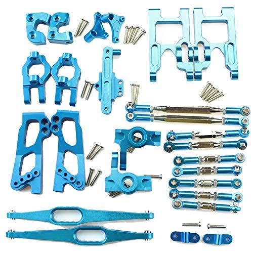 Iycorish 12428 12423 Kit de Accesorios de ActualizacióN para Feiyue FY03 WLtoys 12428 12423 1/12 RC Buggy Car Parts