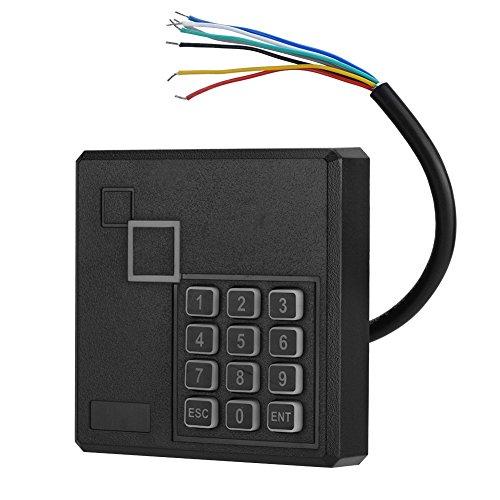Eboxer Waterdichte RFID Reader lijn foutbescherming 1-6 in Sense Access Control kaartlezer met toetsenbord veiligheid kaartlezer