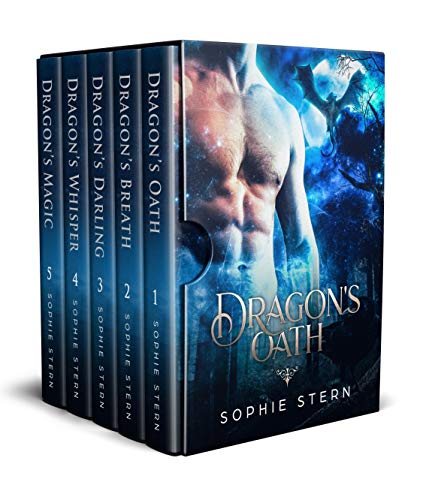 The Fablestone Clan: A Paranormal Dragon-Shifter Romance Collection
