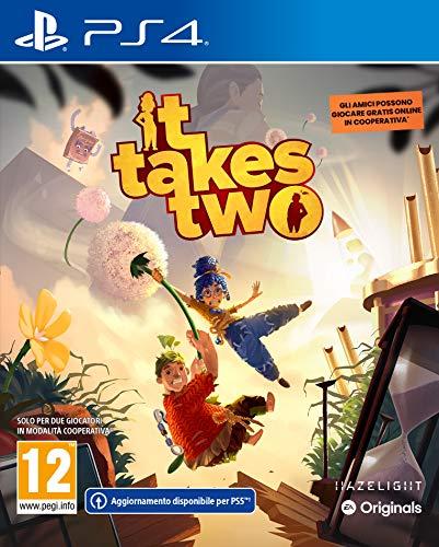 IT TAKES TWO PS4 - PlayStation 4 [Importación italiana]