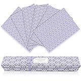 LA BELLEFÉE Scented Drawer Liners, 6-Sheets Scent Paper Liner (English Lavender)...