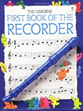 First Book of the Recorder (1st Music Series)