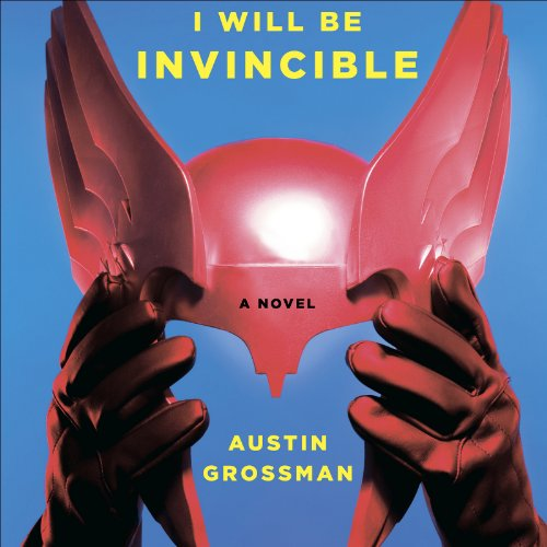 Soon I Will Be Invincible audiobook cover art