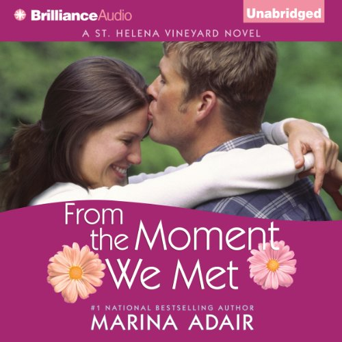 From the Moment We Met audiobook cover art