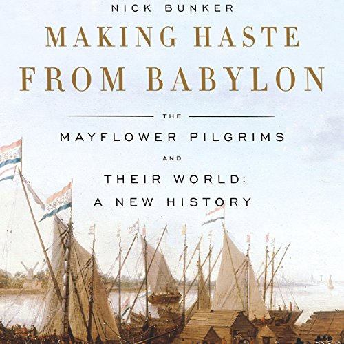 Making Haste from Babylon audiobook cover art