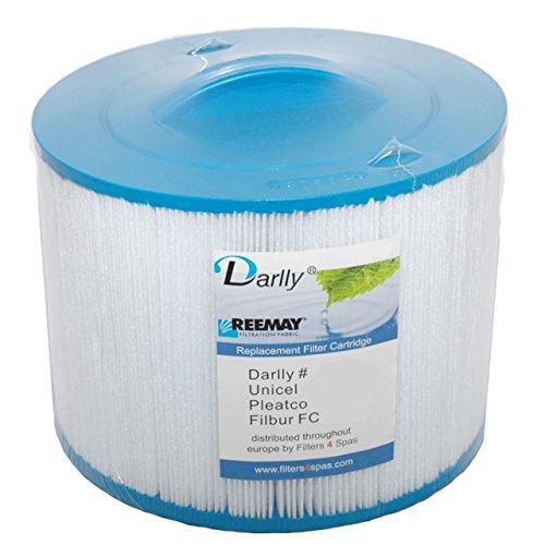 Darlly® Filter Ersatzfilter Kartuschenfilter Whirlpool Villeroy & Boch ab 2014 SC830