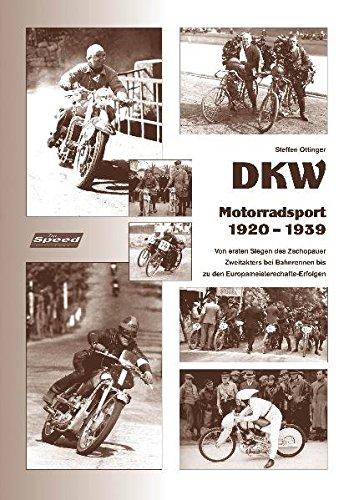DKW - Motorradsport 1920 bis 1939