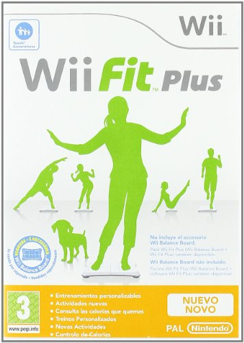 Nintendo  WII Fit Plus