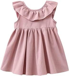 pink ribbon smocked dress