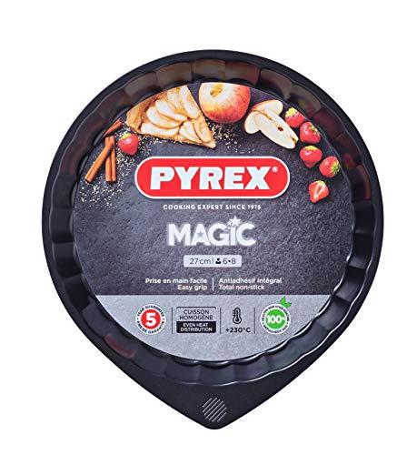 Pyrex - Magic - Moule à Gâteaux en Métal Ø 27 cm