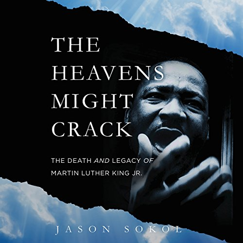 The Heavens Might Crack audiobook cover art