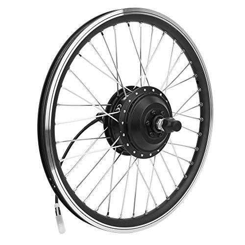 Kit de conversión de bicicleta, 36 V, 250 W, 700 C, KT-LCD6, medidor de exhibición de bicicleta de montaña, kit de conversión de rueda impermeable
