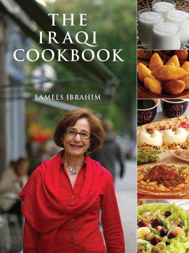 The Iraqi Cookbook. Lamees Ibrahim