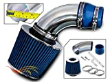 2009 aveo intake hose - Rtunes Racing Short Ram Air Intake Kit + Filter Combo BLUE Compatible For 09-11 Chevy Aveo Aveo5 1.6L L4