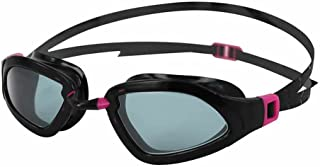 Barracuda Swim Goggle SUNGIRL -One-Piece Frame Soft Seals, Anti-Fog UV Protection, Easy Adjustment, Lightweight Comfortable Fashion for Adults Women Ladies IE-31020