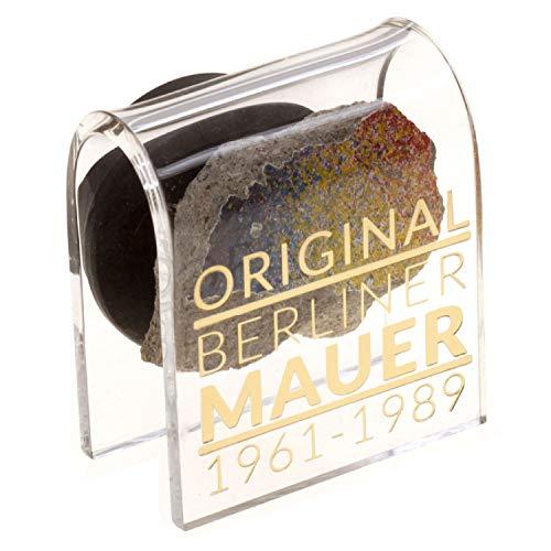 Kühlschrank-Magnet ORIGINAL Berliner Mauer-Stein mit Echtheitszertifikat | Handarbeit aus Berliner Manufaktur