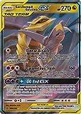 Garchomp & Giratina Tag Team GX - 146/236 - Ultra Rare - Unified Minds