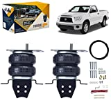 TORQUE Air Bag Suspension Kit for 2007-2020 Toyota Tundra [up to 5,000 lbs. of Load Leveling Capacity] (Replaces Firestone 2445 Ride-Rite) (TR2445)