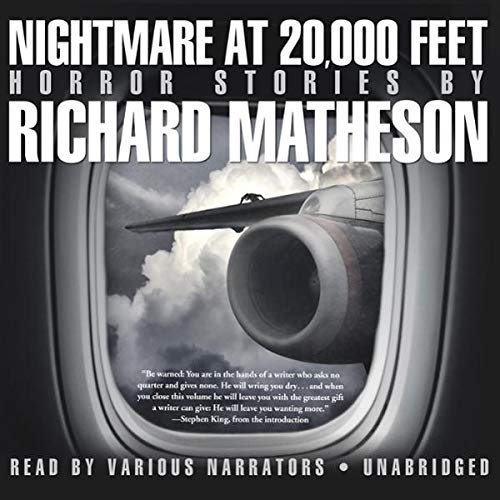 Nightmare at 20,000 Feet cover art