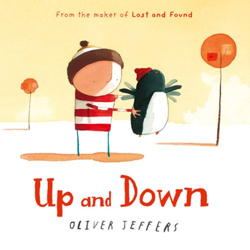 Up and Down audiobook cover art