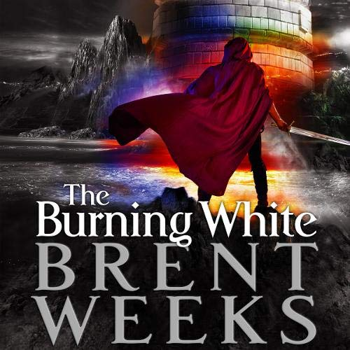 The Burning White  By  cover art