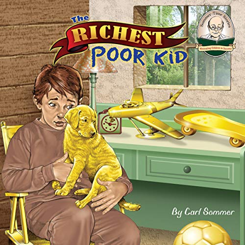 Another Sommer-Time Story: The Richest Poor Kid audiobook cover art