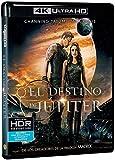 El Destino De Júpiter 4k Uhd [Blu-ray]