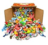 Favorite Russian Assorted Caramel and Taffy Candy Mix - 2 LB (1 KG)